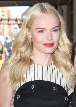 Kate Bosworth: Crackle Upfront Presentation 2016 -02