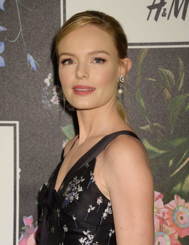 Kate Bosworth: Erdem x H&M Launch Event -01