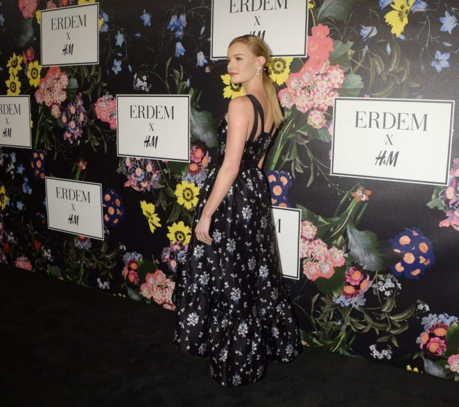 Kate Bosworth: Erdem x H&M Launch Event -08