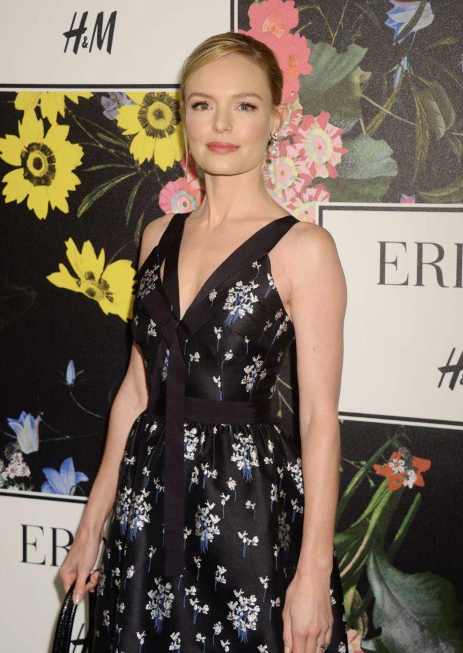 Kate Bosworth: Erdem x H&M Launch Event -09