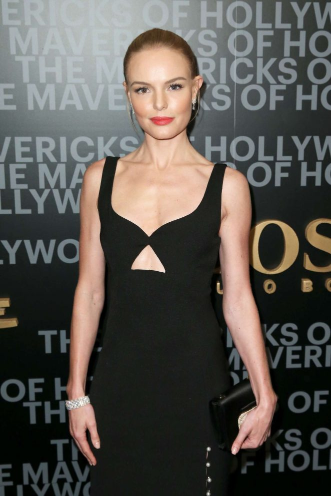 Kate Bosworth  - Esquire celebrates March cover star James Corden with Hugo Boss in LA