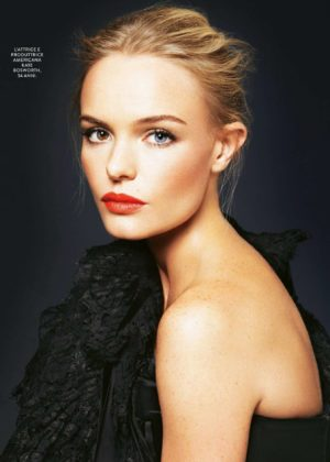 Kate Bosworth - Grazia Italy Magazine (October 2017)