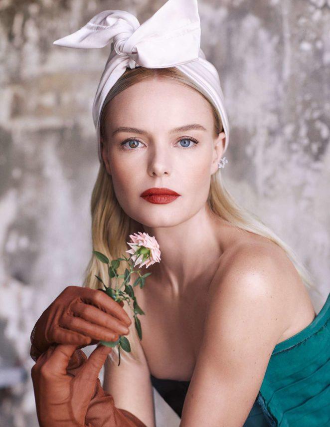 Kate Bosworth - Harper's Bazaar Taiwan Magazine (October 2017)