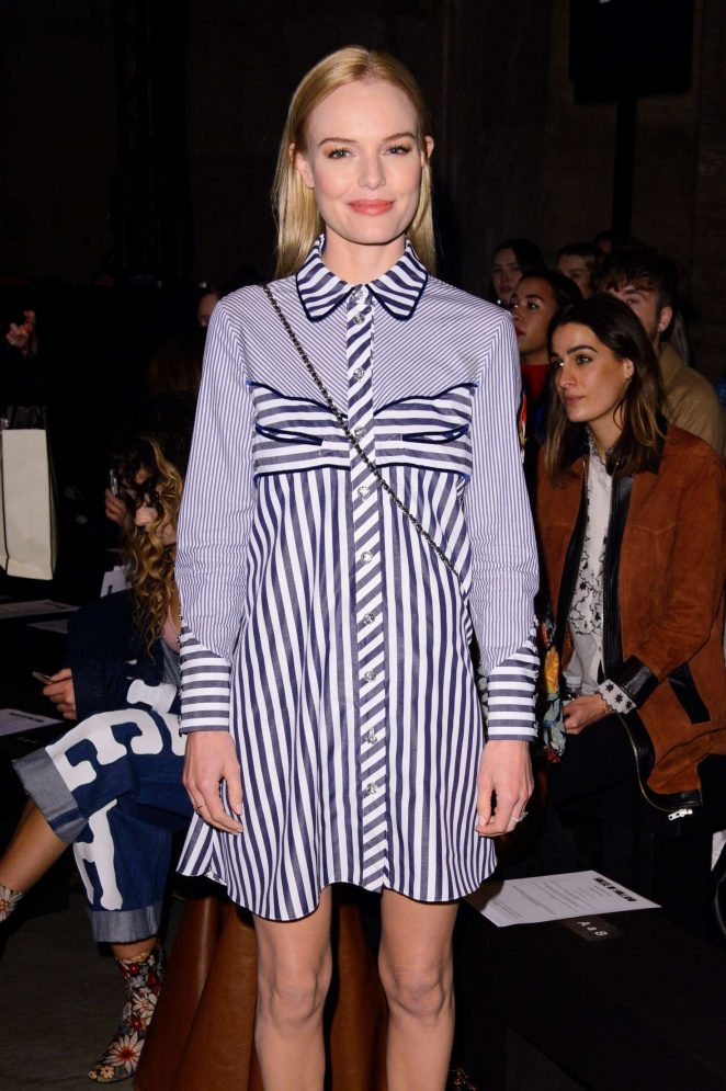 Kate Bosworth – House of Holland Show at 2017 LFW in London