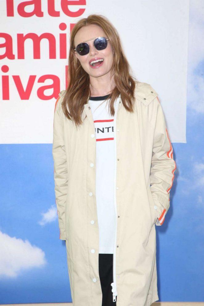 Kate Bosworth - Hunter for Target Ultimate Family Festival 2018 in Pasadena