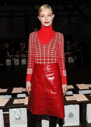 Kate Bosworth - International Woolmark Prize Womenswear Final in NYC