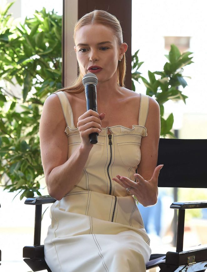 Kate Bosworth - National Geographic and Citizens for Humanity Luncheon in LA