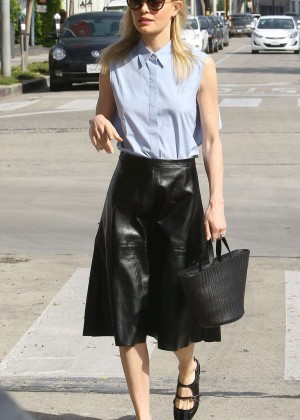 Kate Bosworth - Out and about in Los Angeles