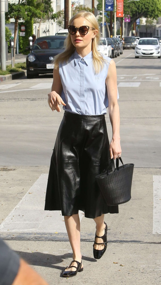 Kate Bosworth – Out and about in Los Angeles