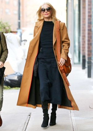 Kate Bosworth out and about in New York City