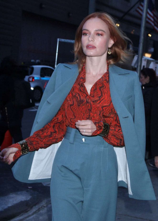 Kate Bosworth - Out In New York