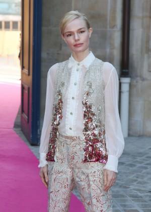 Kate Bosworth - Schiaparelli Spring Summer Fashion Show 2016 in Paris
