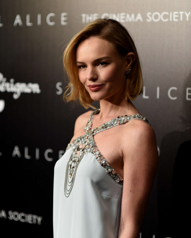 "Kate Bosworth - ""Still Alice"" Screening in New York"