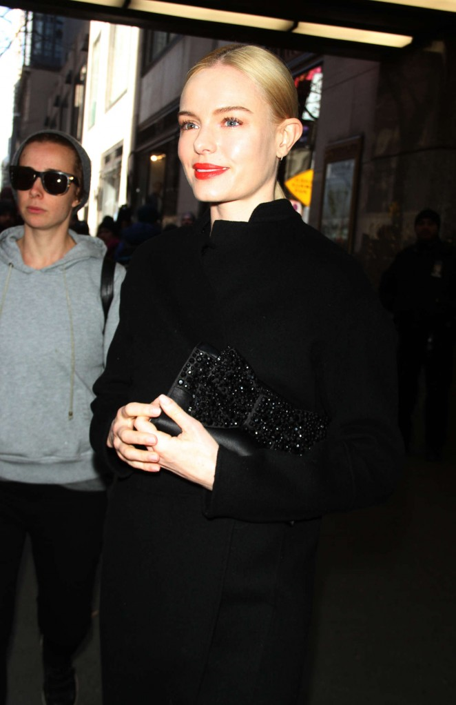 Kate Bosworth - The Kate Spade Fashion Show 2016 in New York