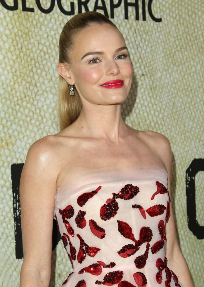 Kate Bosworth – 'The Long Road Home' Premiere in Los Angeles