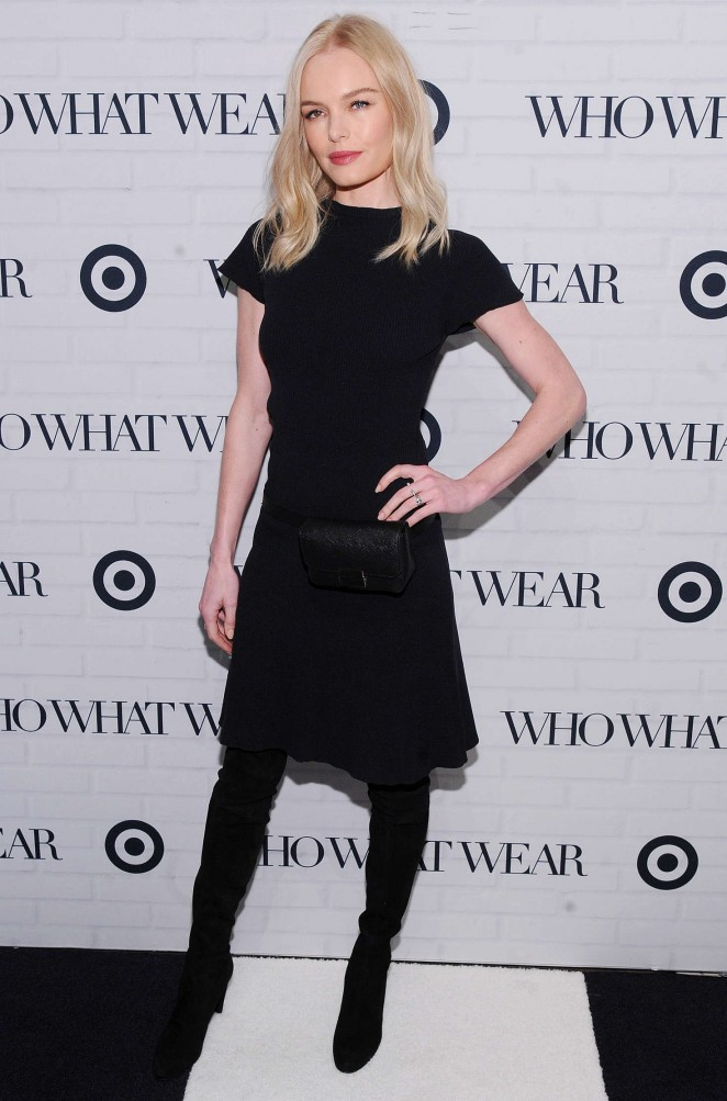 Kate Bosworth - Who What Wear vs Target Launch Party in NYC