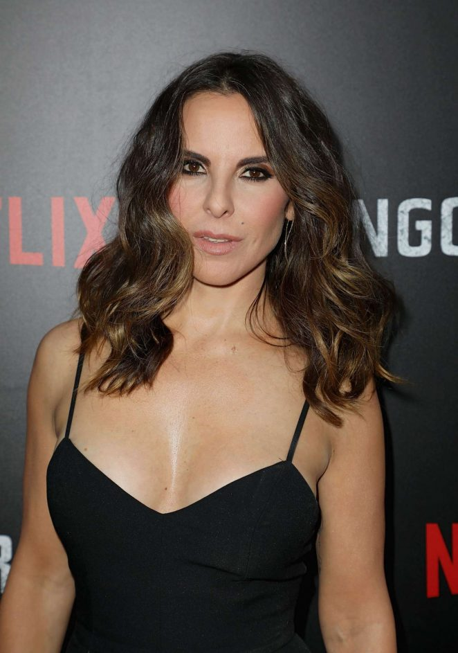 Kate del Castillo - 'Ingobernable' TV Series Premiere in Mexico City
