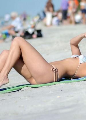 Kate England in Bikini -01