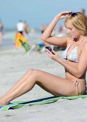 Kate England in Bikini -03