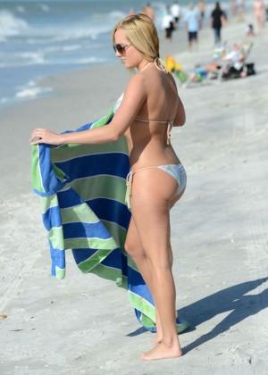 Kate England in Bikini -05