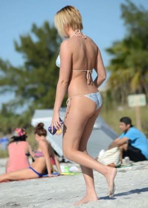 Kate England in Bikini -06