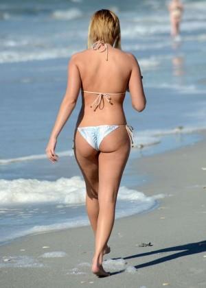 Kate England in Bikini in Miami