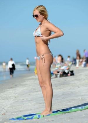 Kate England in Bikini -08
