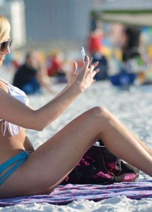 Kate England in Bikini -14