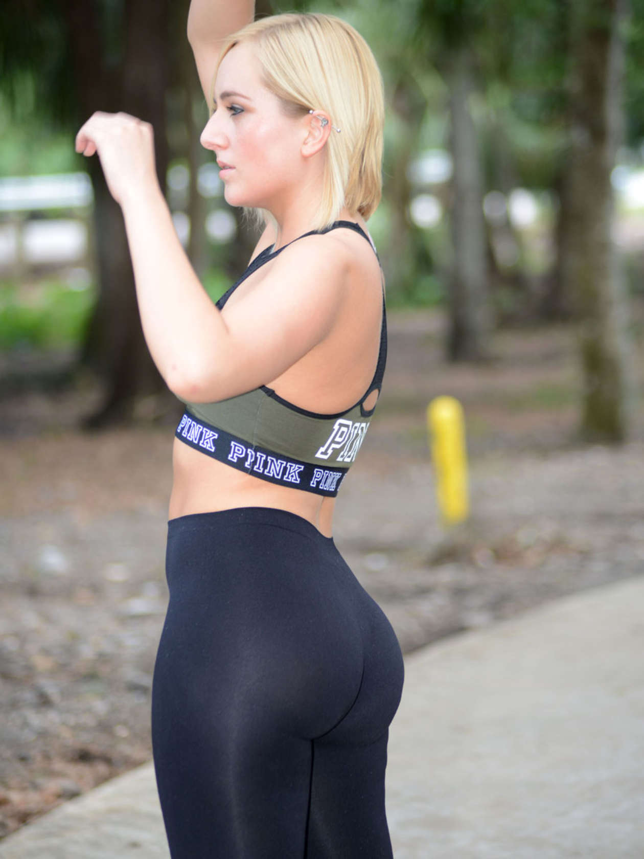 Cum on leggins se te perdio algo dice la morra 1era parte - 2 part 4