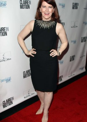 Kate Flannery - 'Claire In Motion' Premiere in Los Angeles