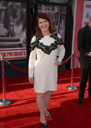 Kate Flannery - TCM Classic Film Festival Day 1 in Hollywood