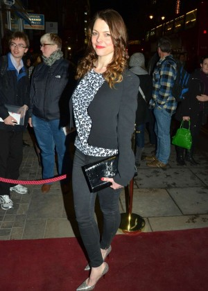 Kate Ford - Di and Viv and Rose Press Night in London