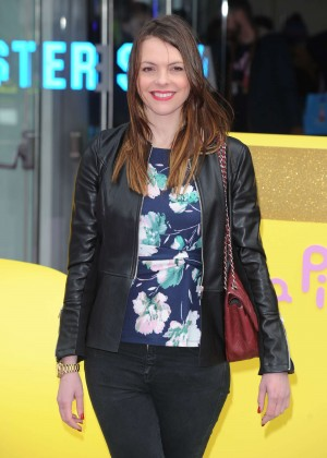 """Kate Ford - """"Peppa Pig: The Golden Boots"""" Premiere in London"""