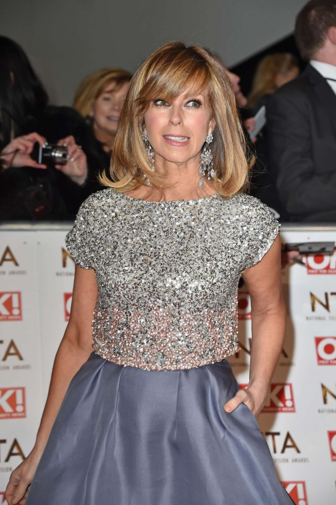 Kate Garraway - 2015 National Television Awards in London