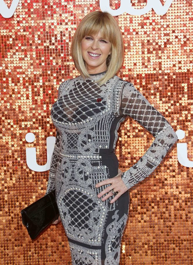 Kate Garraway - 2017 ITV Gala Ball in London