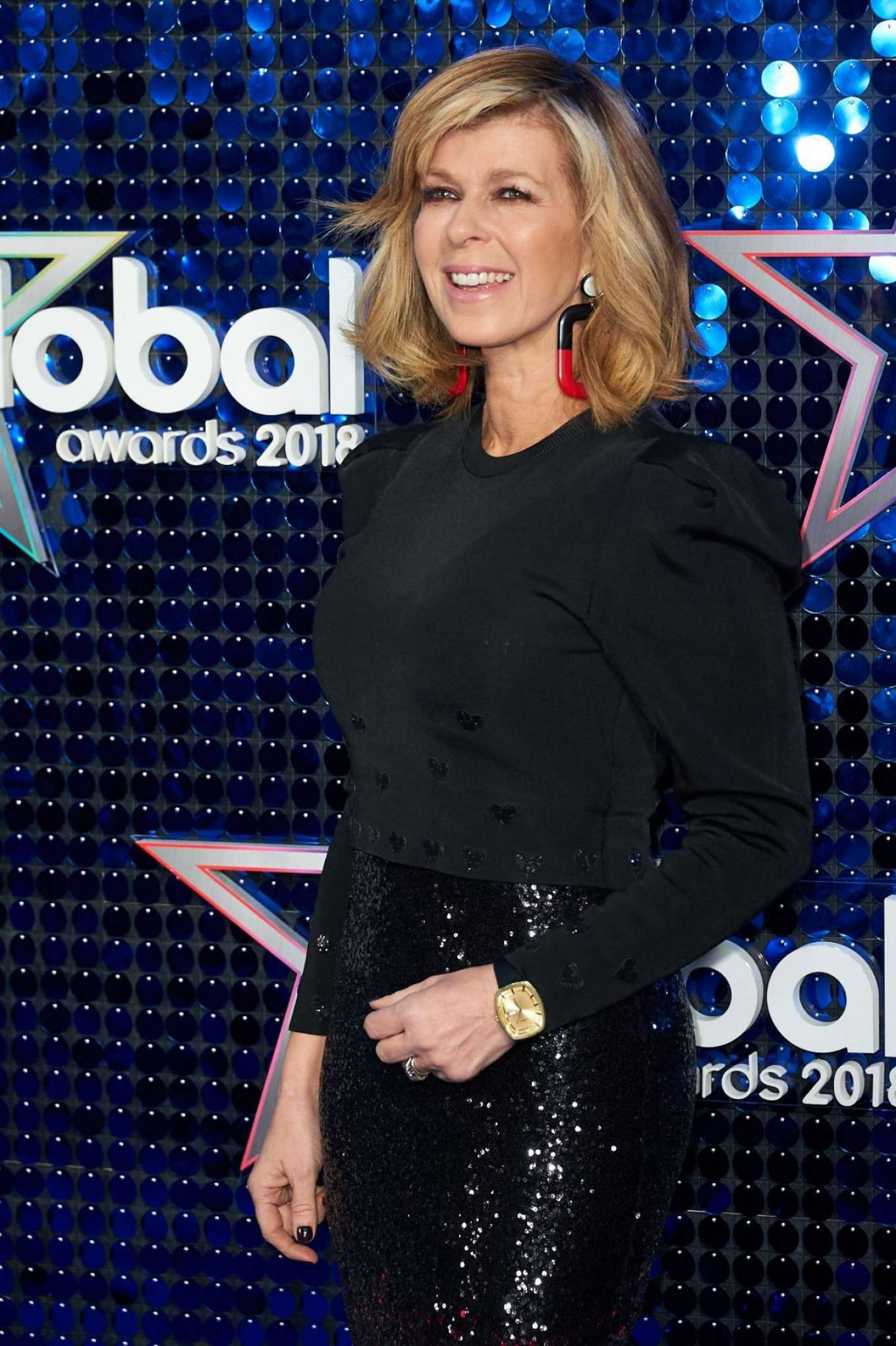 Kate Garraway - 2018 Global Awards in London