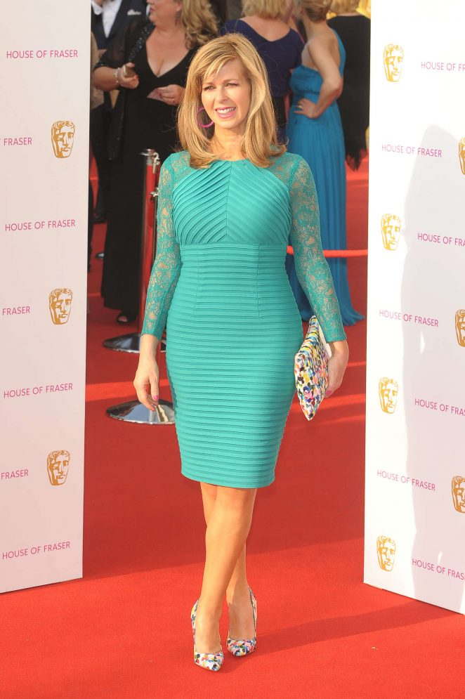 Kate Garraway - BAFTA TV Awards 2016 in London