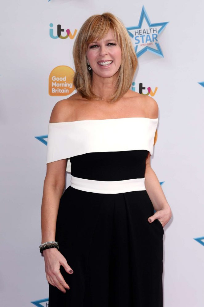 Kate Garraway - 'Good Morning Britain' Health Star Awards in London