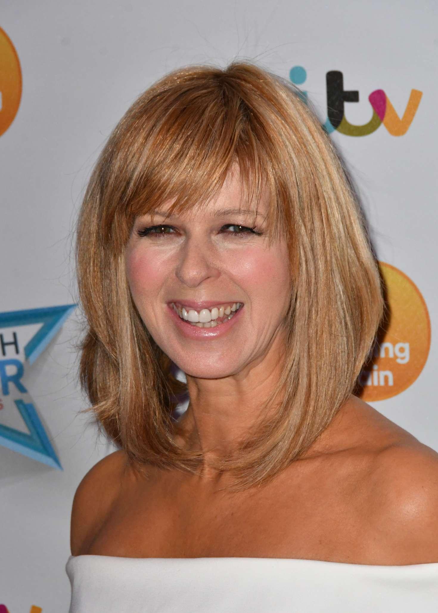 kate garraway - 'good morning britain' health star awards in london