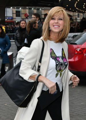 Kate Garraway - 'Guardians of the Galaxy Vol.2' Premiere in London
