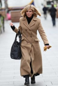 Kate Garraway - Leaving Heart Radio in London