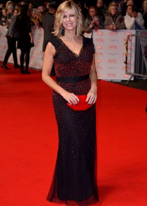 Kate Garraway - National Television Awards 2018 in London