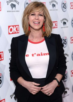 Kate Garraway -  OK! Magazine's 25th Anniversary Party in London