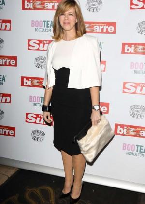 Kate Garraway - The Sun: Bizarre Party 2015 in London