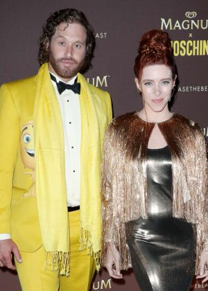 Kate Gorney - Magnum x Moschino Party at 70th Cannes Film Festival