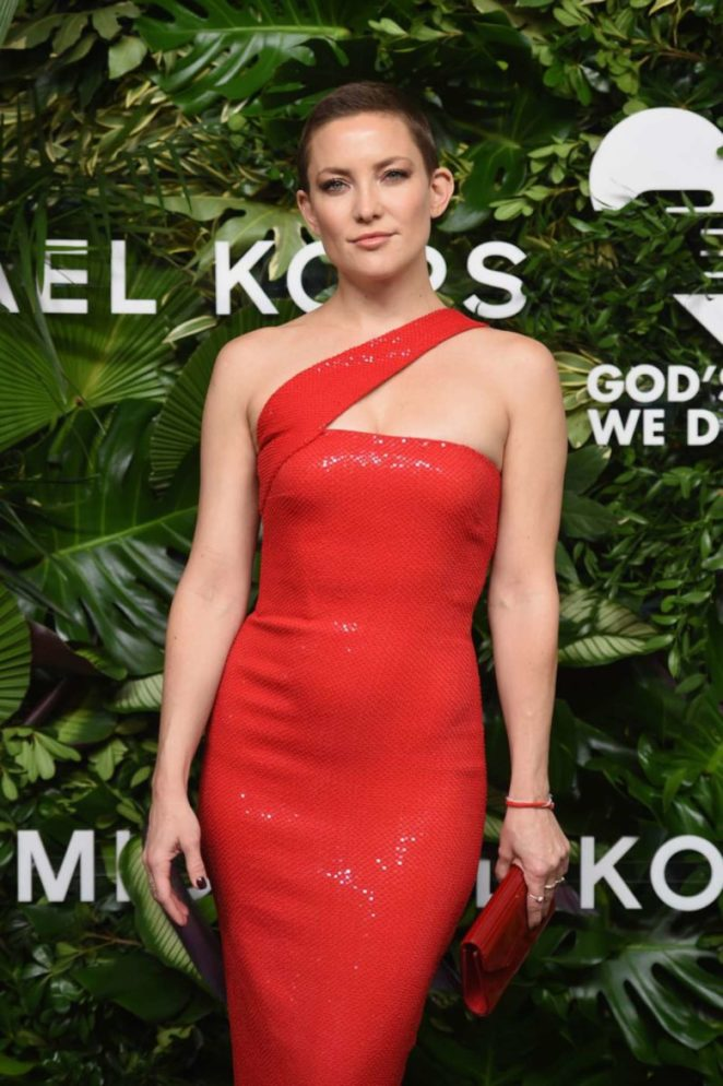Kate Hudson - 11th Annual God's Love We Deliver Golden Heart Awards in NYC