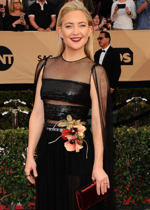 Kate Hudson - 2017 Screen Actors Guild Awards in Los Angeles