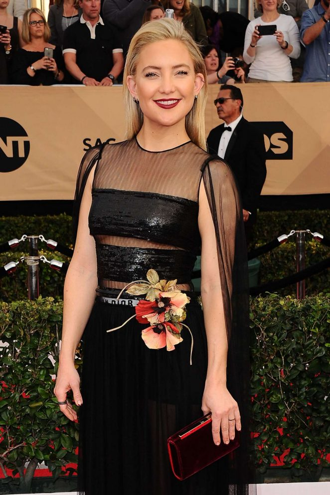 Kate Hudson – 2017 Screen Actors Guild Awards in Los Angeles
