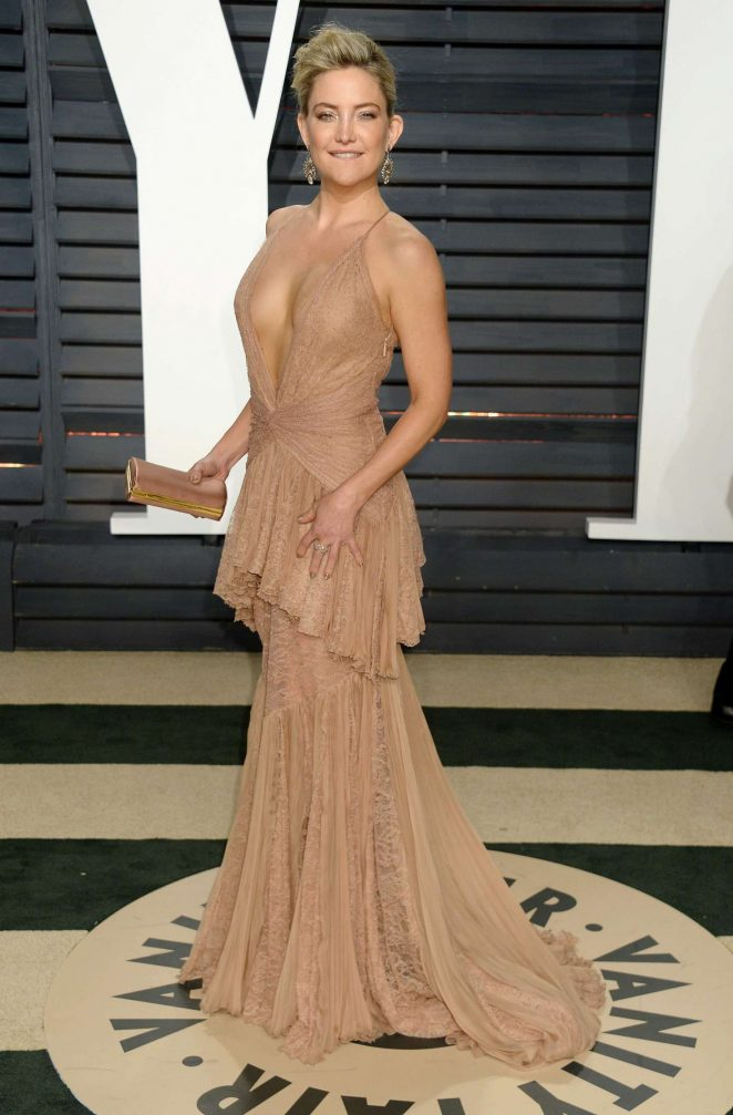 Kate Hudson - 2017 Vanity Fair Oscar Party in Hollywood