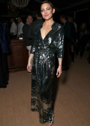 Kate Hudson - Amazon Studios Holiday Party in Los Angeles